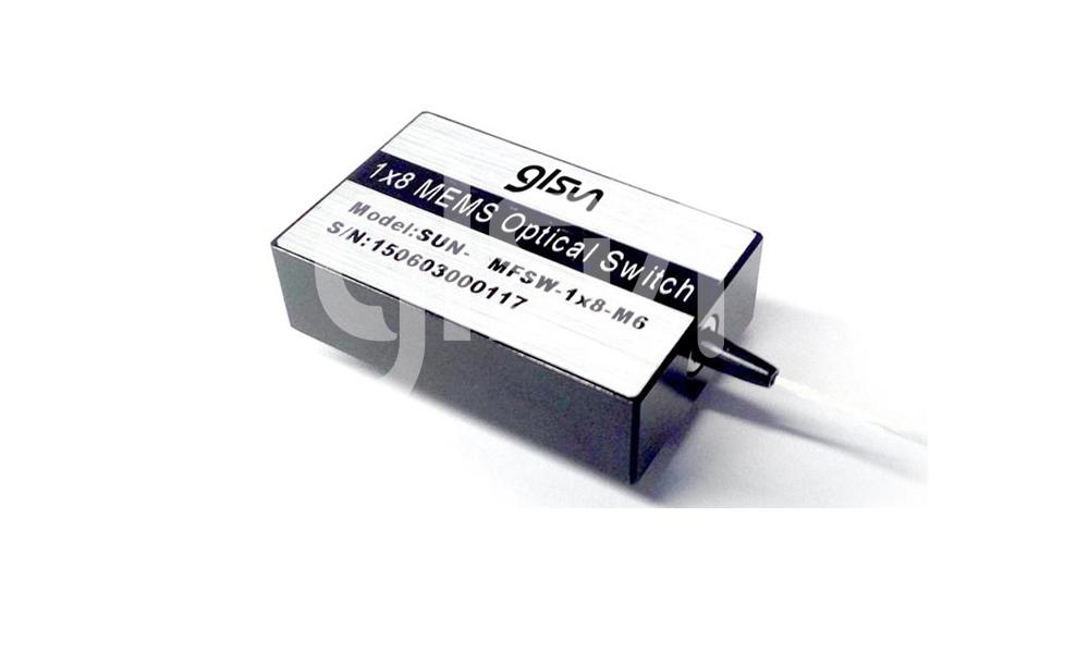 MEMS 1xN Optical Switch