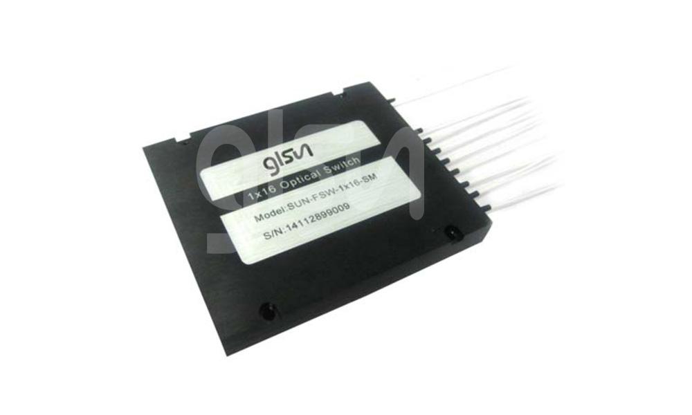 1xN Cascade Optical Switch