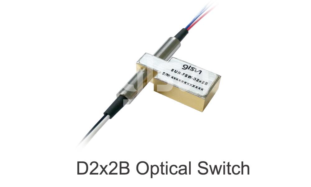 D2x2B Optical Switch